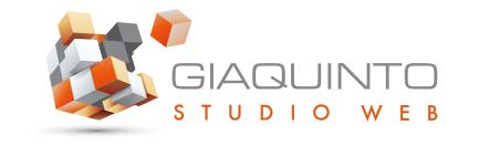 Giaquinto Studio Web
