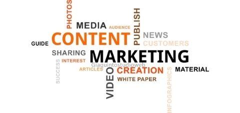 i contenuti sono fondamentali per il tuo sito web